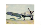 B57472 Airplanes Avions Focke Wulf 190 Not Used Perfect Shape - 1939-1945: 2. Weltkrieg