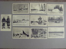 Lot  De 10 Cartes Postales Glaces Polaires - Esquimaux  (14) - Sin Clasificación