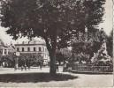 Cpsm 30 Gard Ales Place De La Republique - Alès