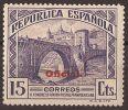 ES622-LA868TARP.Puente De Alcantara.Toledo.CONGRESO UNION POSTAL PANAMERICANA.1931 (Ed 622** ) Sin  Charnela - Otros