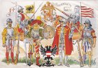 COMMEMORAZIONE DELLA BATTAGLIA DEL 6 - 7 OTTOBRE 1513 (U14135) - Uniforms