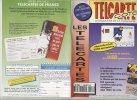Revue Telecarte Cote Mars 1994 - Télécartes