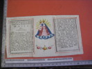 18e Houtsnede (woodblock Print - Holzschnitte - Gravure De Bois - Paint ( Verf - Peinture ) à La Main, Handcoloring - Andachtsbilder