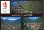 ALBERTEVILLE  1992..OLYMPIQUE...PATTINAGGIO. ..SKATING...PATINAGE..HOCKEY..BOB...SKI - Sports D'hiver