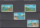 San Vicente Y Las Granadinas Nº 65 Al 68 - St.Vincent Y Las Granadinas