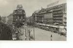 Bruxelles Place De Brouckère 1955 - Places, Squares