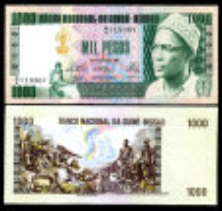 GUINEA BISSAU 1000 1,000 PESOS 1978 P 8 UNC - Guinee-Bissau