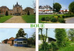 Bouè BOUE 02 AISNE PRES DU NOUVION EN THIERACHE USINE MATERNE NESTLE LAIT COMPOTE CONFITURE  ETREUX LE GARD WASSIGNY - Non Classés