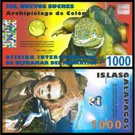 Belize 1 Dolar 1990 P 51 UNC - Belize