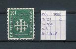 Bundespost 1956 - Yv. 109 Michel 235 Gest./obl./used - BRD