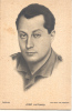 JOSE ANTONIO PRIMO DE RIVERA Y SAENZ DE HEREDIA FOTO MARIN, SAN SEBASTIAN, HUECOGRABADO ARTE BILBAO CIRCA 1939 CPA DOS D - Figuren
