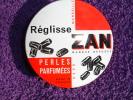 Boite En Metal Avec Couvercle: Reglisse Zan, Perles Parfumees, Uzes, Marseille (12-654) - Scatole
