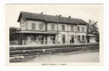 MOSELLE  /  BOULAY  /  LA  GARE  /  Edit.  P. KROENNEX - Boulay Moselle