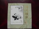 CHINE - Bloc Feuillet N° 38 - YT - 1985 - Pandas. - ** - TTB - (Réf: Al Ro) - Blocchi & Foglietti
