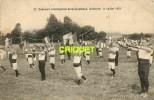 Cpa 44 Guérande, Concours De Gymnastique 1927 - Guérande