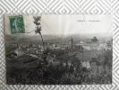 """Ly 12 - Belle CPA:  """"VIOLAY - Vue Générale""""   Circulée En 1913 - Etat Moyen (petits Plis, Déchirure) - Sin Clasificación"""