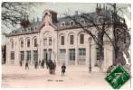 Dole, La Gare, Colorisée, Animée - Dole