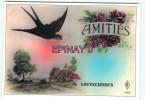 Br - 78 - LOUVECIENNES - Fantaisie - Amities - Hirondelle - - Louveciennes