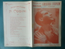 Partition   Griserie D´opium Paroles De Ch.poggioli Musique De Theo Spathy Voir Photos - Partitions Musicales Anciennes