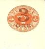 Sweden Enveloppe 1890 Michel Nr U13 Unused - Postwaardestukken