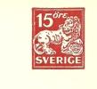 Sweden Enveloppe 1948 Michel Nr U 24 Unused - Postwaardestukken