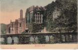 Derbyshire - Haddon Hall (colored) - Derbyshire