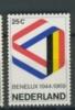NETHERLANDS, PAYS BAS 1969 YV 895 BENELUX. MNH, POSTFRIS, NEUF**. VERY FINE QUALITY. - Europa-CEPT