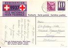 Zwitserland, 1937, Bundesfeier, Fur Das Schweizerische Rote Kreuz (5181) - Red Cross