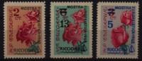 Du N° 1197 Au N° 1199 De Bulgarie - X X - ( E 367 ) - Rosen