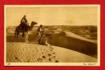 CPA Afrique Du Nord   Au Désert   Lehnert & Landrock N° 159 - Postcards