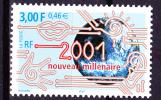 France 2000   Y .. 3357  **  ( à La Faciale, Prix Fixe) - Neufs