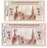 Prestito Redimibile 5% 1936 1940 Regno D´Italia Con Matrice Laterale - [ 1] …-1946 : Koninkrijk