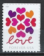 USA. Scott # 5339 MNH. Love 2019 - Nuevos
