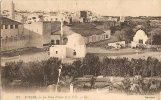 CPA-1926-TUNISIE-SOUSSE-L A  PLACE PICHON Et La VILLE-BE  COURANT - Túnez