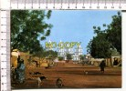 HAUTE VOLTA  -  Surprenante Mosquée De YAKO Sur La Route De OUAHIGOUYA - Burkina Faso