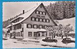 """AK Bad Rippoldsau - Hotel Kranz  (750) Kleinformat Autos: Mercedes Und 2 CV """"Ente"""" - Allemagne"""