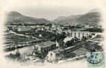 CPA 12 MILLAU VUE GENERALE 1905 - Millau