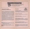 Friedrichshafen - Stadtplan Und Information - Guides Touristiques