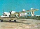 BULGARIAN AIRLINES / BALKAN - AVION : BIMOTEUR à HÉLICES ANTONOV AN-14 Au SOL - AIRPORT BURGAS - 1987 (k-450) - 1946-....: Moderne
