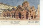 Capnicaréa Athènes Temple Style Byzantin 1914 - Grèce
