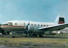 BULGARIAN AIRLINES / BALKAN - AVION : BIMOTEUR à HÉLICES ILYUSHIN IL 14 Au SOL - AIRPORT BURGAS - 1987 (k-451) - 1946-....: Moderne