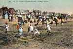 Le Touquet-Paris-Plage La Plage à Marée Basse - Le Touquet