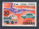 Spain 1981 Mi No. L 2511 MNH - Cars Airplan - Automobili