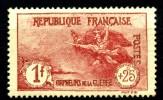 Mi N° 211 ** /Yvert N°231 ** De1927, 3 Orphelins/ Kriegswaisen In Absolut ** Erhaltung- En Absolument ** , Poste-fraîche - France