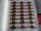 Mercator Vander Elst Série Généraux Alliés N°1 à 24 - Bauchbinden (Zigarrenringe)