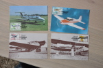 POSTCARD SWA SOUTH WEST AFRICA  ++ AIRPLANES AVIATION - Africa Del Sud-Ovest (1923-1990)
