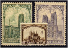 N° 268,269 Et 270 - Antituberculeux 1928 - Neufs Sans Gomme - Ongebruikt