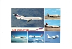 B57595 Air Charter   Avions Plane  Used Perfect  Shape - 1946-....: Moderne