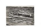 B57899 Zurich Flughafen Klosten Avions Plane Airport Aeroport  Used Good  Shape - Aerodrome