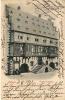 CPA ..  HANAU...ALTSTÄDTER   - RATHAUS......1902..gunter Zustand...v..scan.. - Hanau